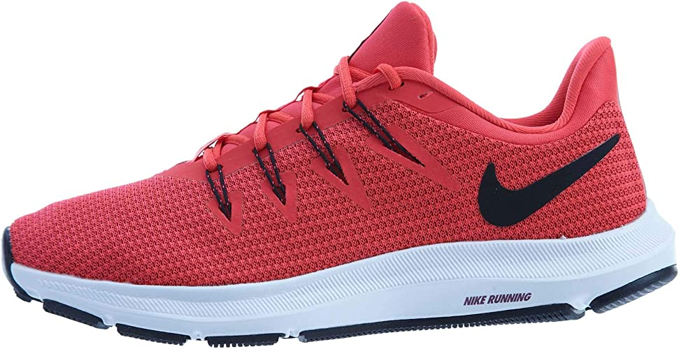 Nike Wmns Quest, Zapatillas de Running para Mujer, Multicolor (Red ...