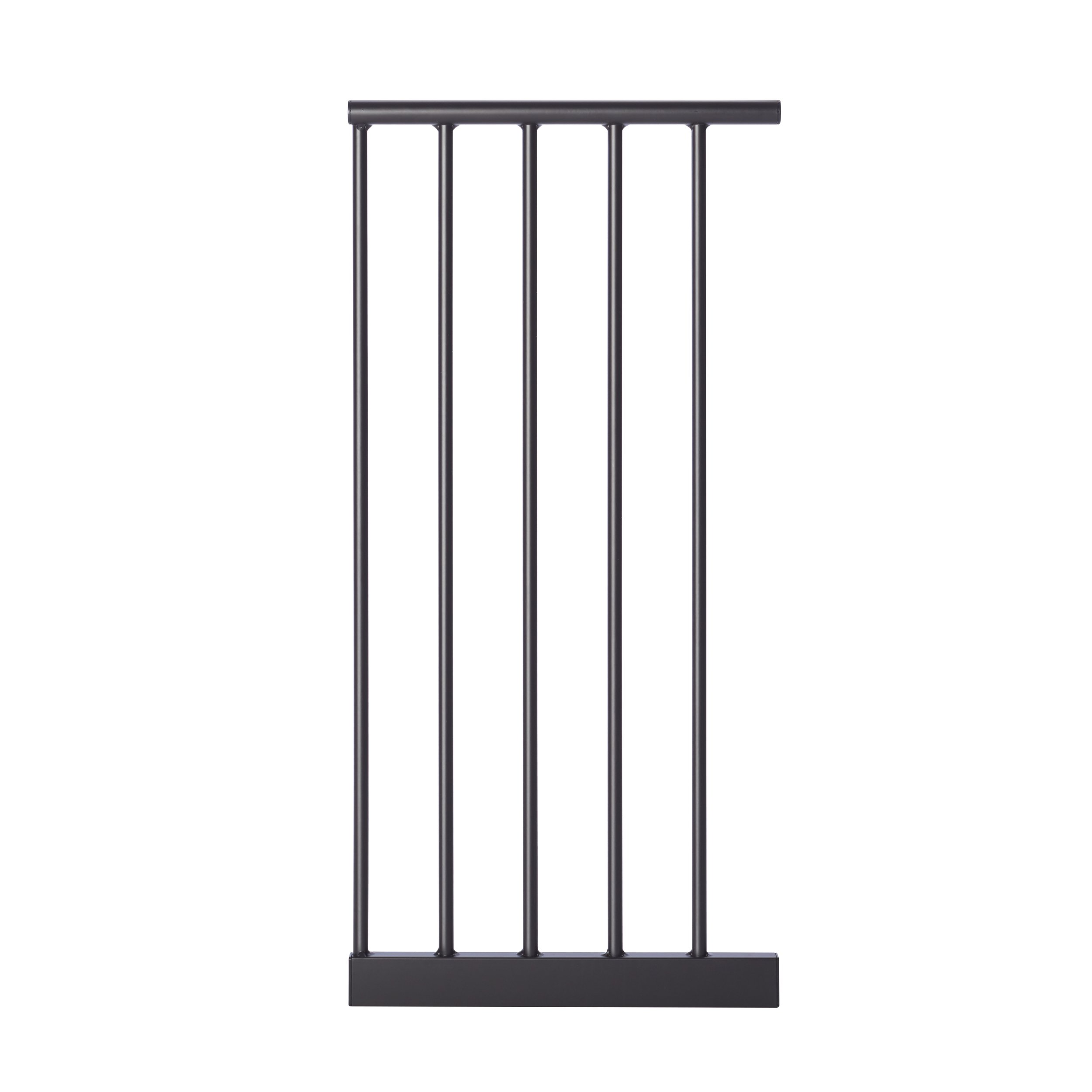 ''Portico Arch Gate 13.5 in. Extension'' by North States: 1 extension for''Portico Arch Gate'' (Adds up to 13.5'' width, 30'' tall, Bronze)