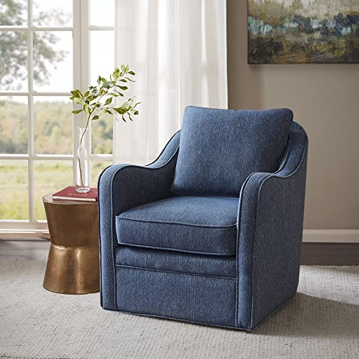 Madison Park Brianne Swivel Chair