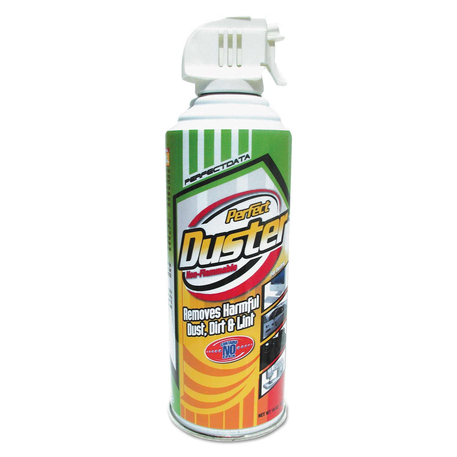 Perfect Duster Non-Flammable Power Duster, 10 oz Can