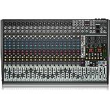 Behringer Eurodesk SX2442FX Ultra-Low Noise Design 24-Input 4-Bus Studio/Live Mixer