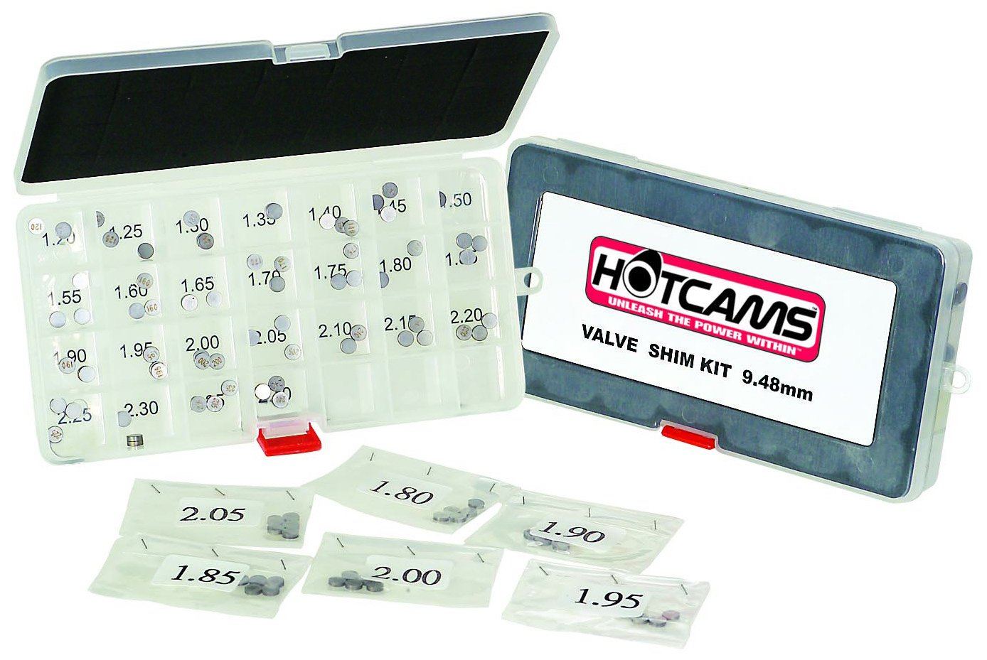 02 14 Honda Crf450r Hotcams Valve Shim Kit Silver Understanding Crf450x Alternator Wiring Diagram Automotive