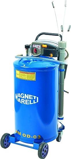 Magneti Marelli 007935016700 – Aspirador de Aceite, 80 l: Amazon ...