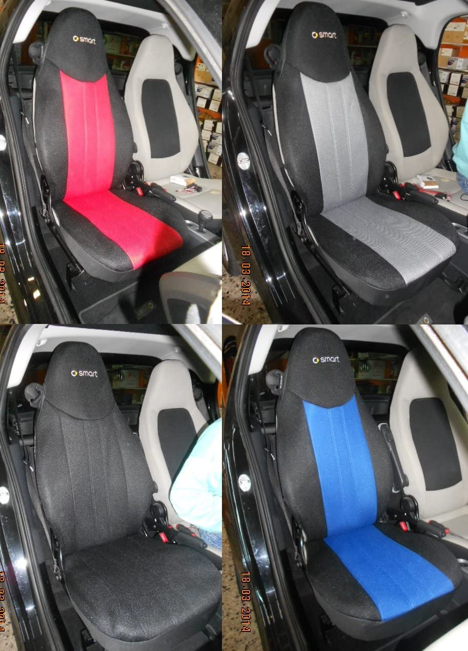 Smart ForTwo Passion Tailored Deluxe Quality Car Mats 2007-2014