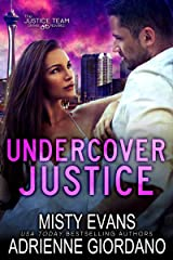 Undercover Justice (The Justice Team Book 5) Kindle Edition