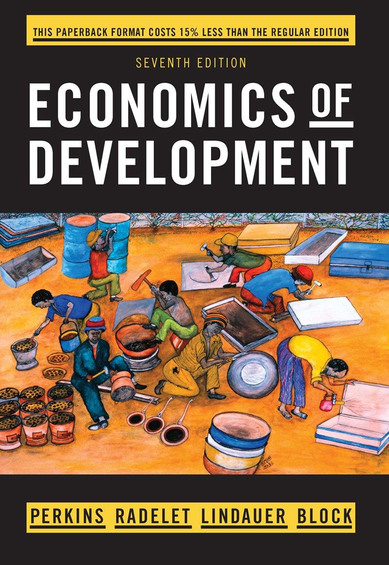 Economics of Development (Seventh Edition)