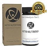 Ketone Strips by Keto Nutrition: Ketogenic Test