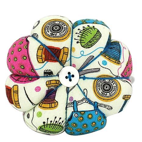 rosenice alfiletero creativos calabaza Diseño Costura Pins ...