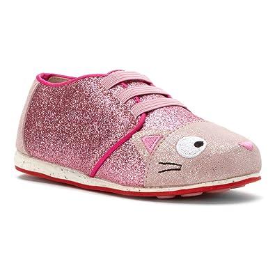 61e1ee6702c4 Amazon.com | EMU Girl's Cat Sneaker Fashion Sneakers | Sneakers