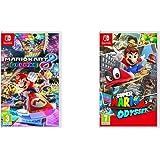 Mario Starter Pack (Nintendo Switch) - Super Mario Odyssey + Mario Kart Deluxe 8