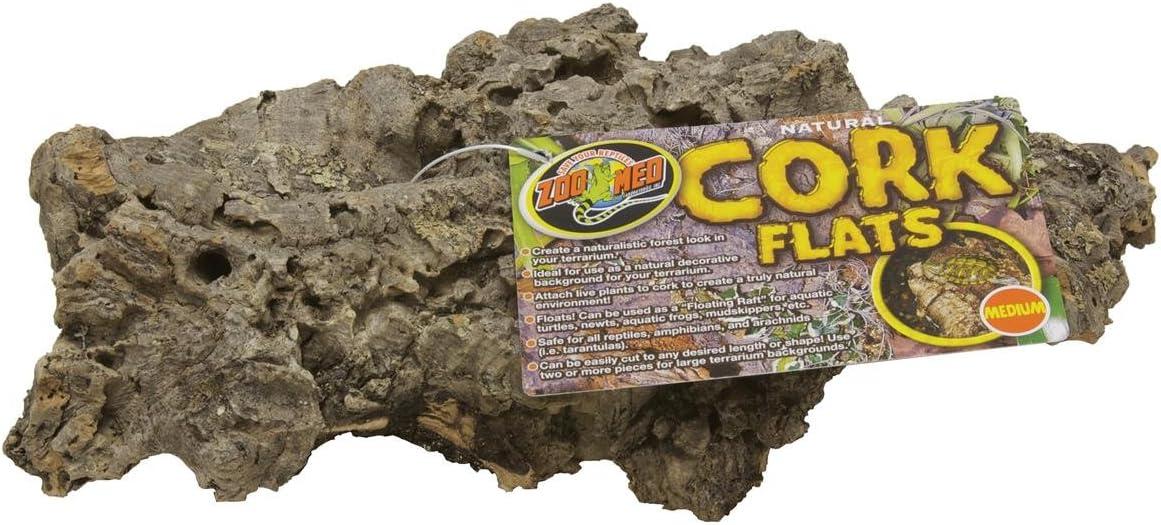Zoo Med Natural Cork Bark Jumbo Round