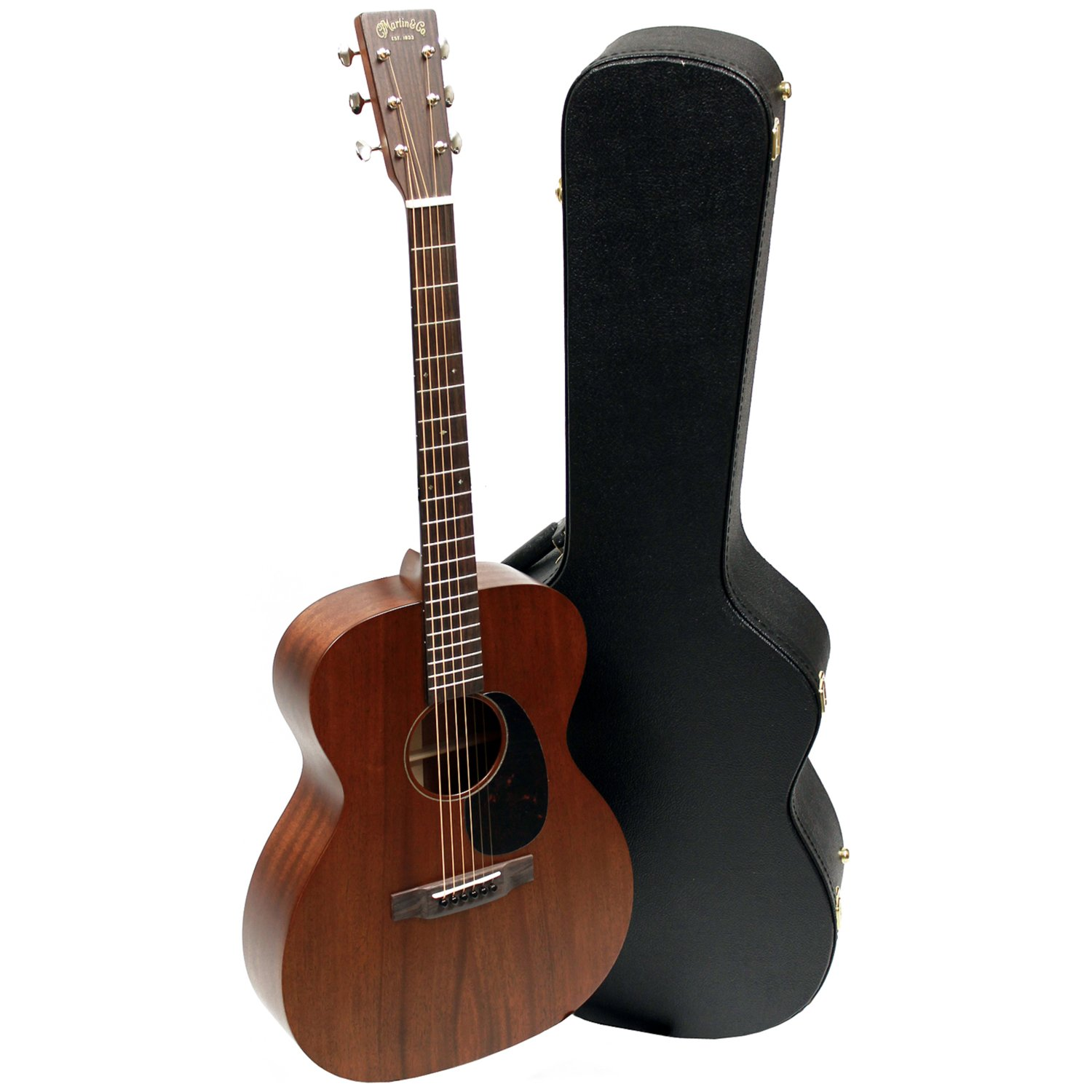 martin 000 15m solid mahogany top back sides acoustic