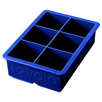 Amazoncom Tovolo King Cube Sturdy Silicone Long Lasting Ice