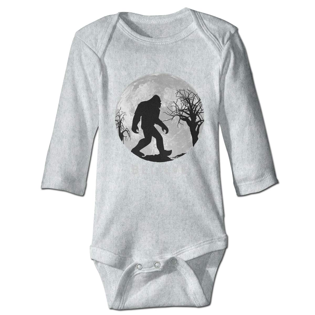 Dfenere Interstellar Orangutan Hip Hop Newborn Baby Long Sleeve Bodysuit Romper Infant Summer Clothing