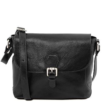 Amazon.com: Tuscany Leather Jody – Bolso al hombro con ...