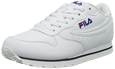 ba4624a756e1 Fila Women s Orbit Low Wmn Trainers  Amazon.co.uk  Shoes   Bags