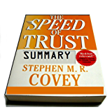 SPEED of Trust Summarized for Busy People (Part1) (English Edition)