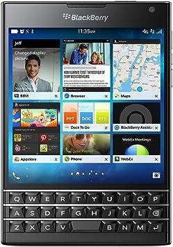 BlackBerry Passport - Smartphone Libre BlackBerry (Pantalla de 4.5 ...