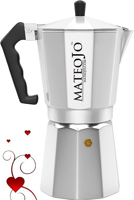 Estufa Espresso Maker – Italian Moka Pot – Cafetera – Máquina de ...