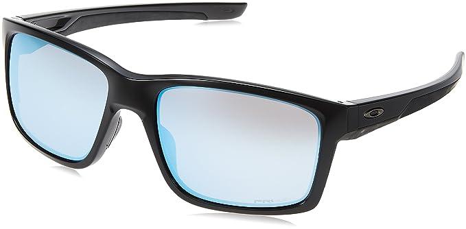 Oakley Ray-Ban Mainlink Gafas de sol, Rectangulares, Polarizadas, 57, Negro: Amazon.es: Ropa y accesorios