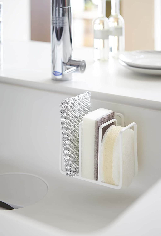 YAMAZAKI home 2495 Kitchen Sink Organizer-Drying Rack