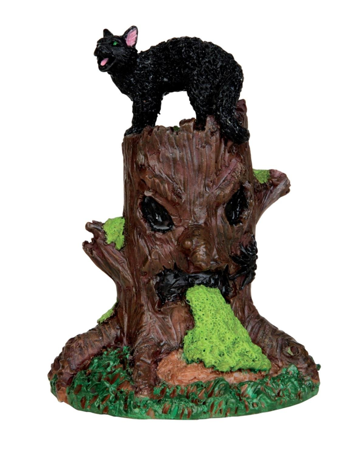 Lemax Spooky Town Village Spooky Woods Tree Stump Halloween Accessory #54915