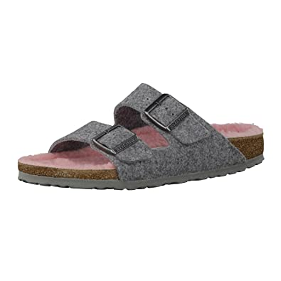 big sale c23df 6ebd7 BIRKENSTOCK Arizona Damen Pantoletten