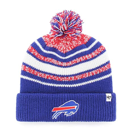 803829157f9 Image Unavailable. Image not available for. Color   47 Buffalo Bills Youth  Beanie Bubble Cuff Knit
