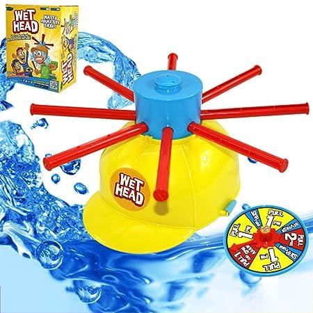 Faironly Wet Water Challenge Sombrero Juegos de Tocadiscos mojados ...