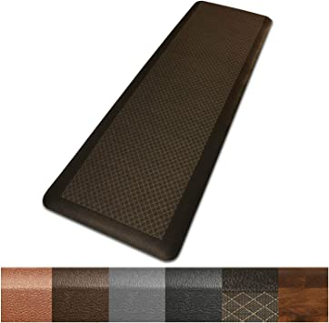 Kitchen Mat   Anti Fatigue Mat, 5/8 Thick   Ergonomically Engineered,  Non-Slip, Waterproof   20\