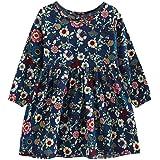 K-youth® Flor del Sol de impresión Vestidos Niña Wedding Party Birthday  Dress Princesa ad0f7d6fda4