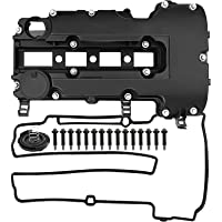 A-Premium Engine Valve Cover with Gasket & PCV Cap & Bolts Compatible with Chevrolet Cruze 2011-2019 Sonic 2012-2019…