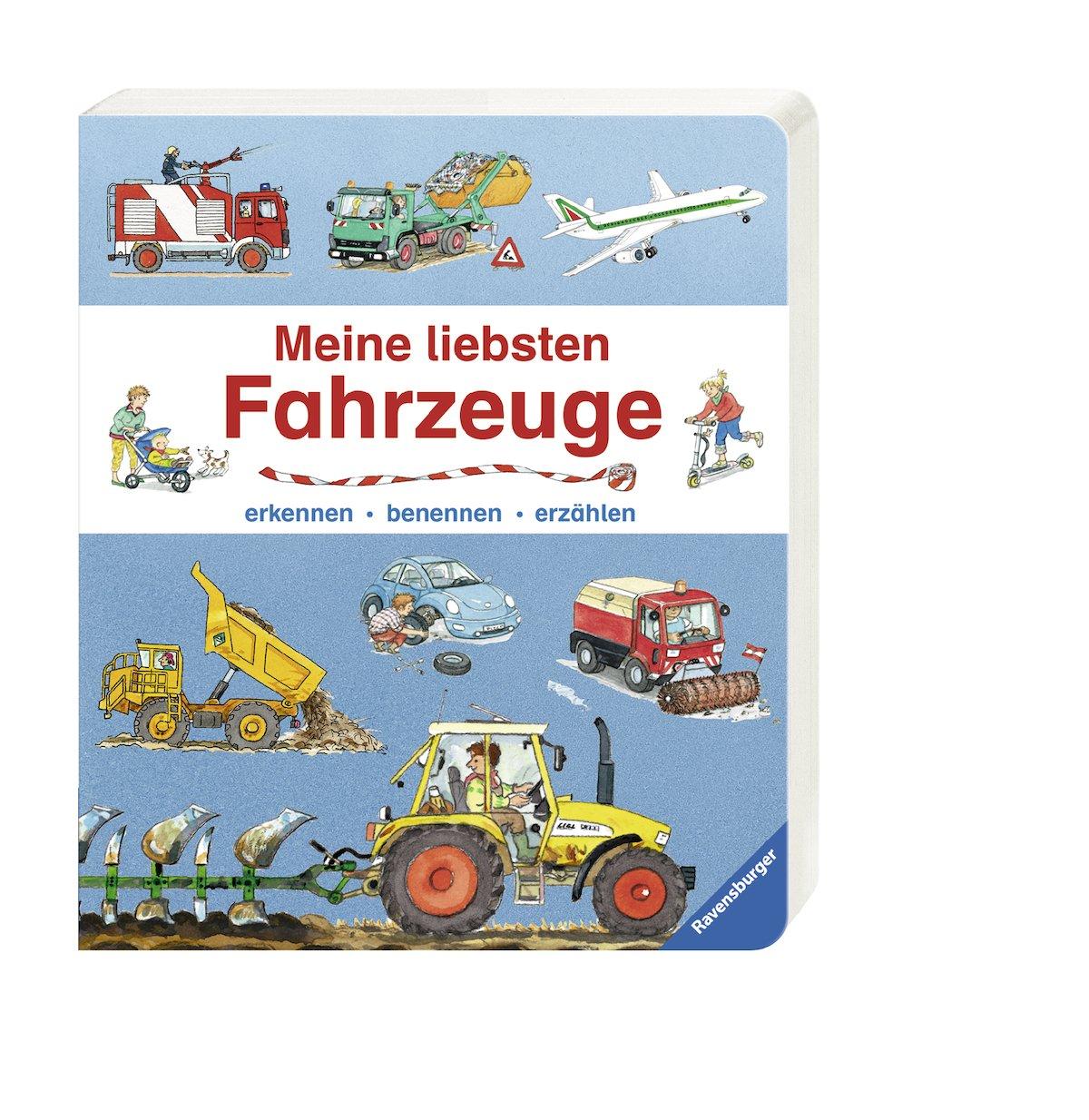 Meine liebsten Fahrzeuge: erkennen, benennen, erzählen: Amazon.de ...