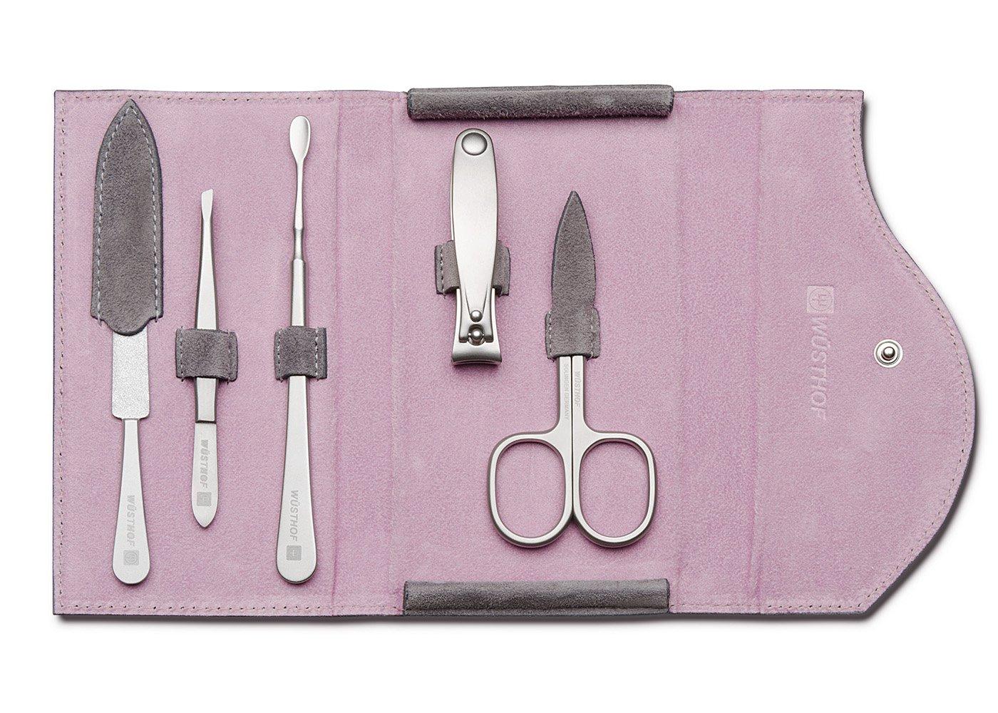 Wusthof Lavender 6 Piece Manicure Set