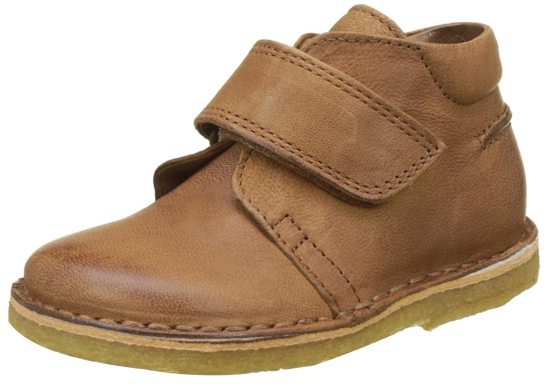 Bisgaard 40201217, Chaussures Bateau Garçon Marron (502 Cognac) 22 EU