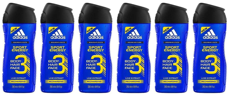 the latest 4aee8 b3f86 Sport Energy 3in1 Duschgel 250 ml, 6er Pack Adipure ...