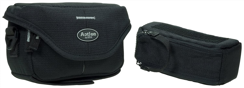 Dorr Action Cam Twin Bag for Camcorder Black