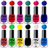 Noy Quick Dry Nail Polish Combo Set of 12