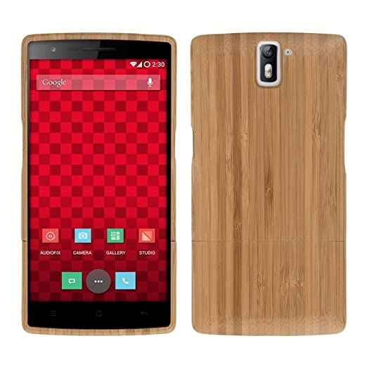111 opinioni per kwmobile Custodia in legno per OnePlus