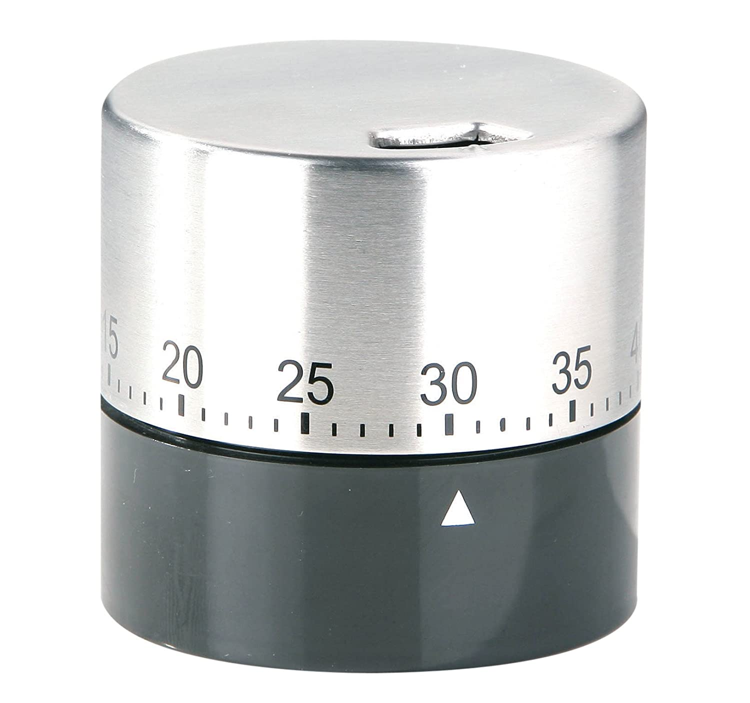 Ikea Ordning Kitchen Timer Premier Housewares Cylinder Timer Stainless Steel Amazoncouk