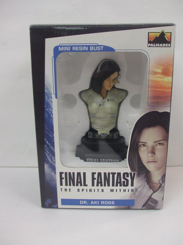 2001 Palisades Final Fantasy The Spirits Within DR. AKI