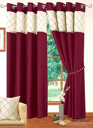 Curtains Ideas burgandy curtains : 90x72