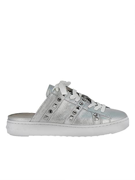 ASH - Zapatillas para Mujer Plateado Plata IT - Marke Größe, Color Plateado, Talla 36 IT - Marke Größe 36: Amazon.es: Zapatos y complementos