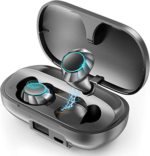 PeohZarr Bluetooth Wireless Earbuds