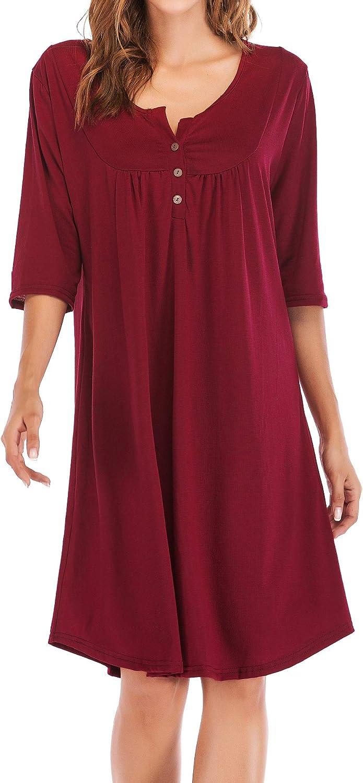 bjerka in tessuto Easy Comfort diversi Colori Vestito estivo da donna