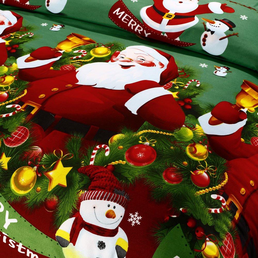 amazon com anself 3d printed cartoon merry christmas santa claus