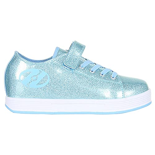 Heelys - X2 Spiffy - Zapatillas con ruedas - Azul brillante - 35: Amazon.es: Zapatos y complementos
