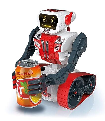Amazon.com: Clementoni - Kit de robot programable para ...