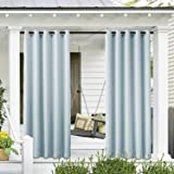 Cololeaf Outdoor Curtains for Patio Waterproof