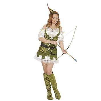 WIDMANN Disfraz Chica Robin Talla m: Amazon.es: Juguetes y juegos